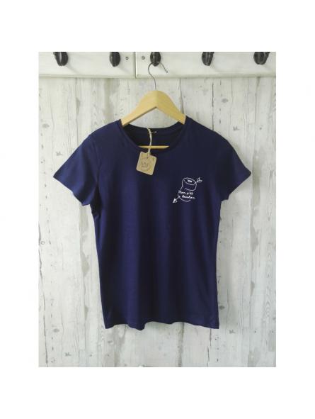 """T-shirt Femme """"Mon p'tit bouchon"""""""