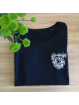 T-shirt femme Blason Champagne Lovers