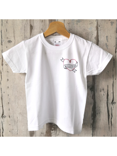 T-shirt Enfant MILLESIME