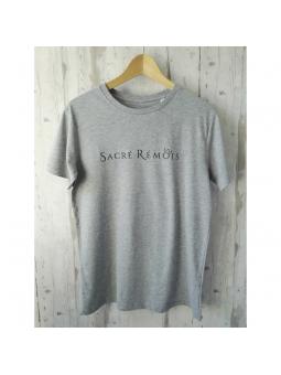T-shirt gris Sacré Rémois