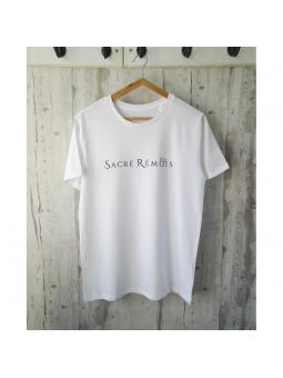 T-shirt blanc Sacré Rémois
