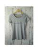 T-shirt gris Sacrée Rémoise