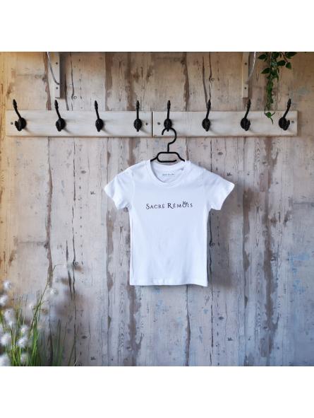 """T-shirt enfant """" Sacré Rémois"""""""