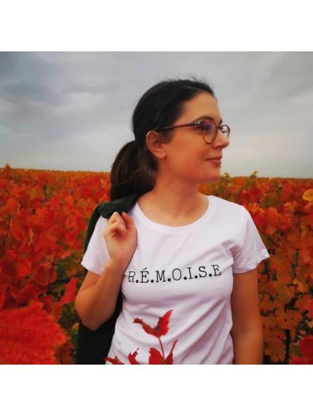 T-shirt femme R.É.M.O.I.S.E