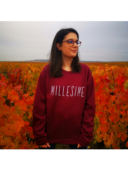 Sweat Millesime bordeaux
