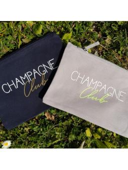 """Pochette """"Champagne Club"""""""