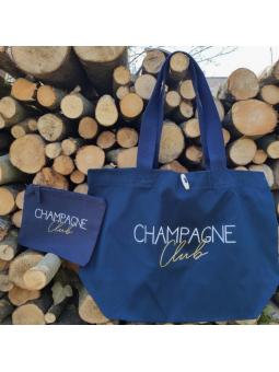 """Sac """"Champagne Club"""""""