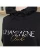 "Sweat unisex ""Champagne Club"""