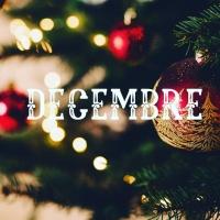 🎄 Décembre 🎄  La saison des fêtes et des calendriers de l'avent est ouverte 😊🎁🎅🤶✨🥂