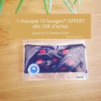 OFFRE 😷  Jusqu'au 31 Octobre, recevez un masque 10 lavages dès 50€ d'achats sur le site !  Protégez-vous et protégez les autres 💙  Sacreremois.fr 👑 _________________________________ #sacreremois #sacreeremoise #sacrechampenois #sacreechampenoise #reims #remois #remoise #champenois #champenoise #champagne #createurremois #createurlocal #creatrice #masques #protegezvous